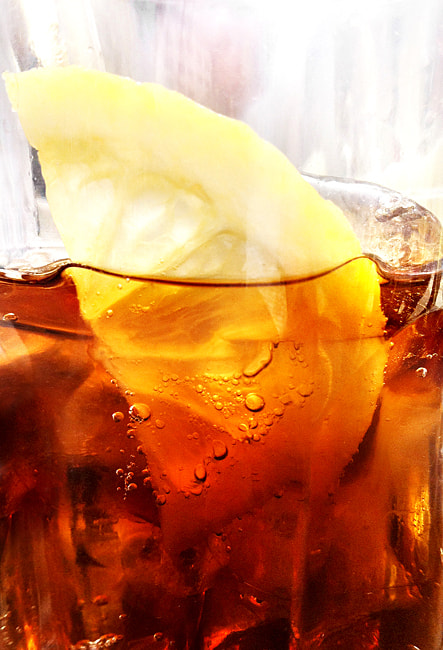 Photograph coke and lime by Rami  on 500px