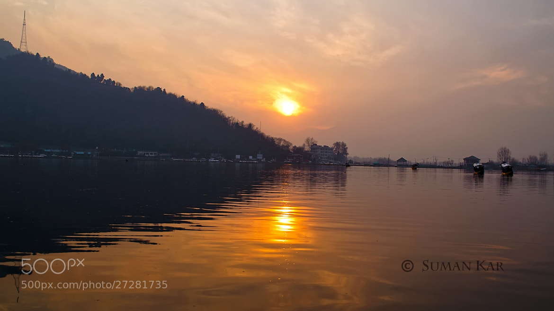 Photograph Sunset by Suman Kar on 500px