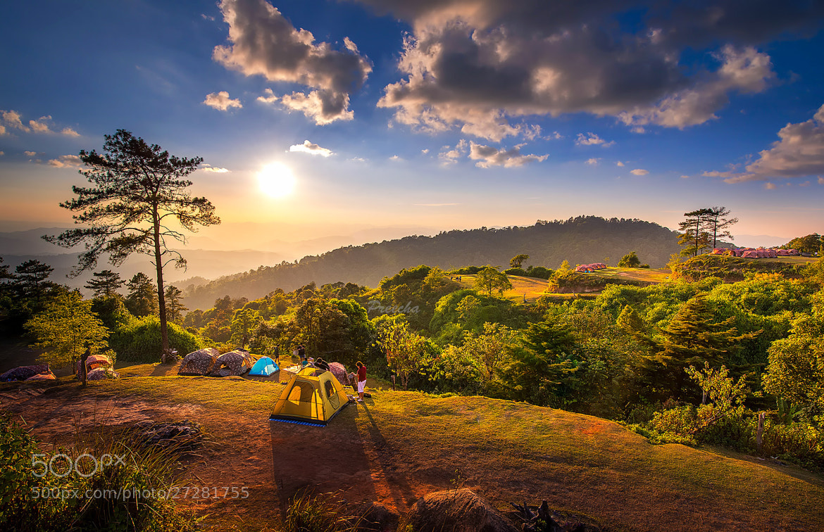 Photograph Huai Nam Dang National Park  by SKYDANCER ! on 500px