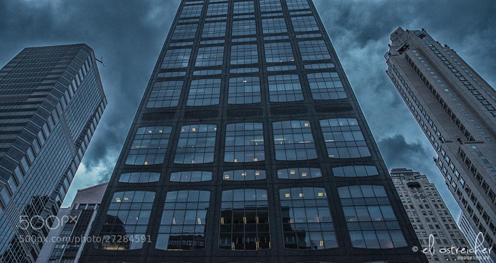 Photograph Manhattan Skyliners by Eli Ostreicher on 500px