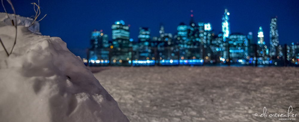 Photograph Snowman with a View by Eli Ostreicher on 500px