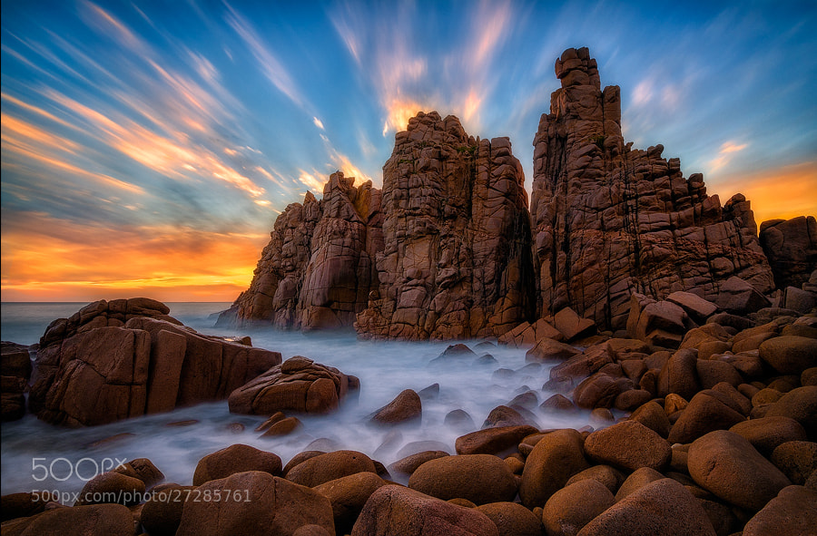 Photograph The Pinnacles by Lincoln Harrison on 500px