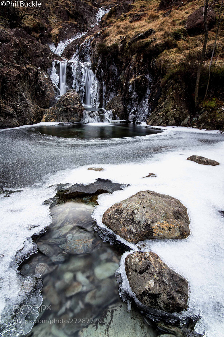 Photograph Frozen by Phil Buckle on 500px