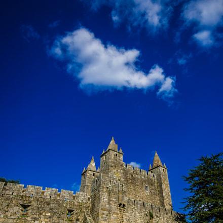 Castle of Santa Maria da Feira