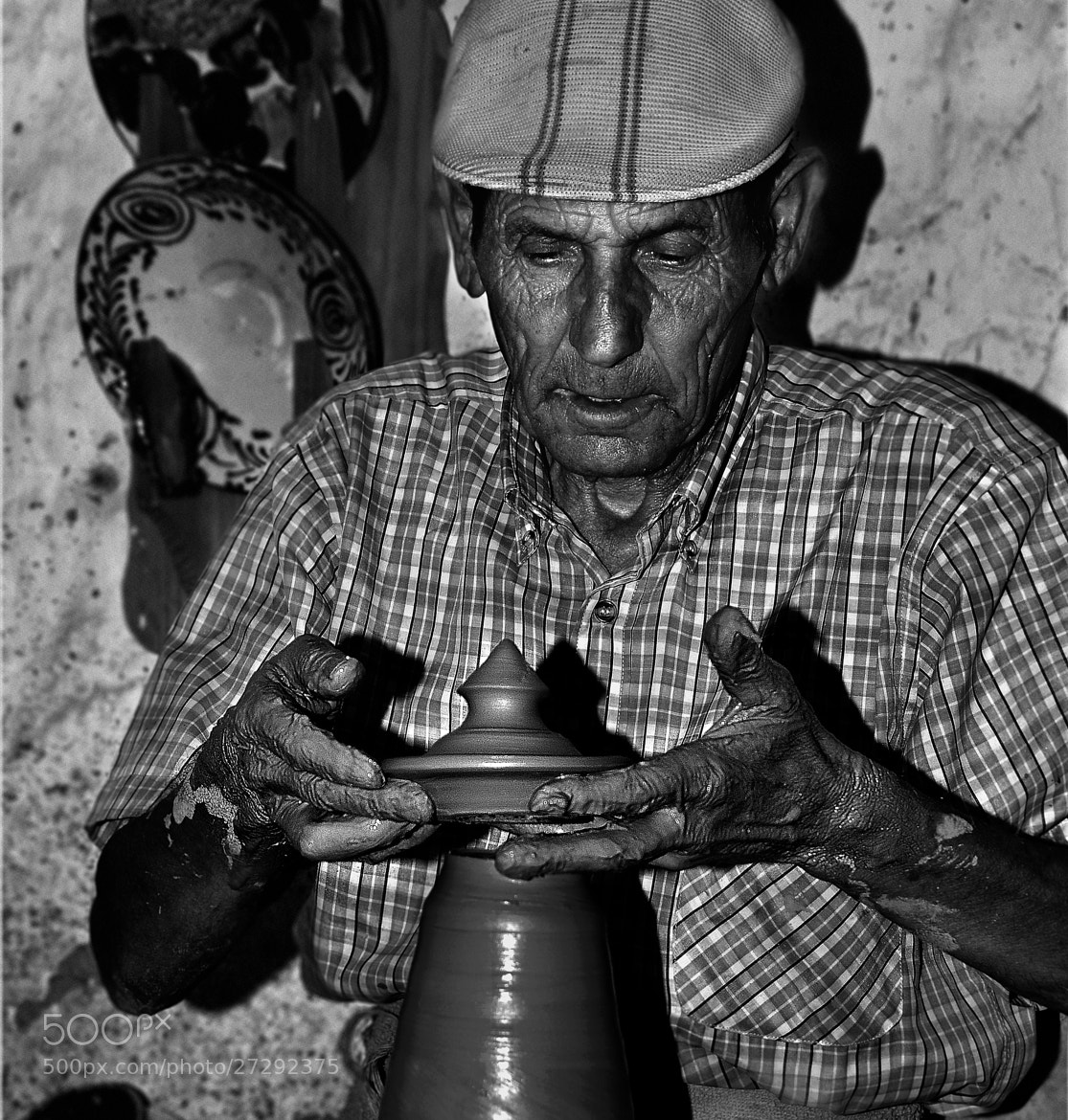 Photograph Pottery marker by Miguel Hidalgo on 500px