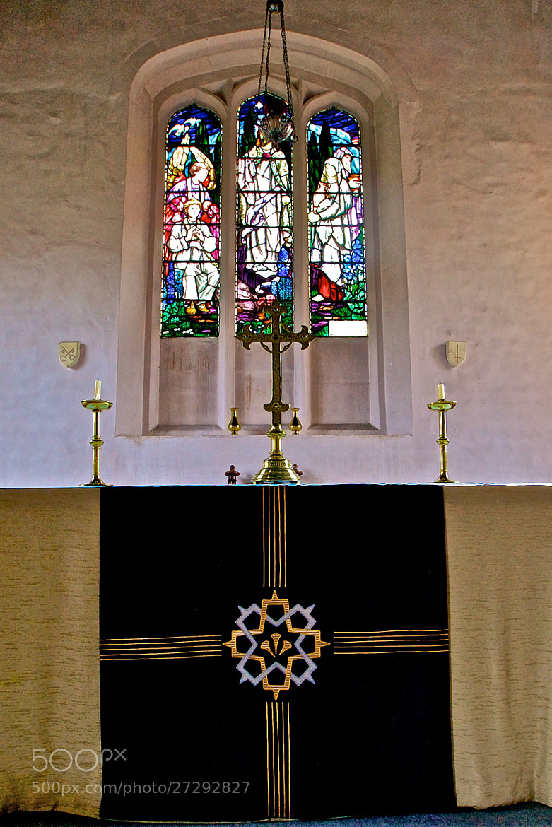 Photograph Church Alter 61 by Steve Lewis  on 500px