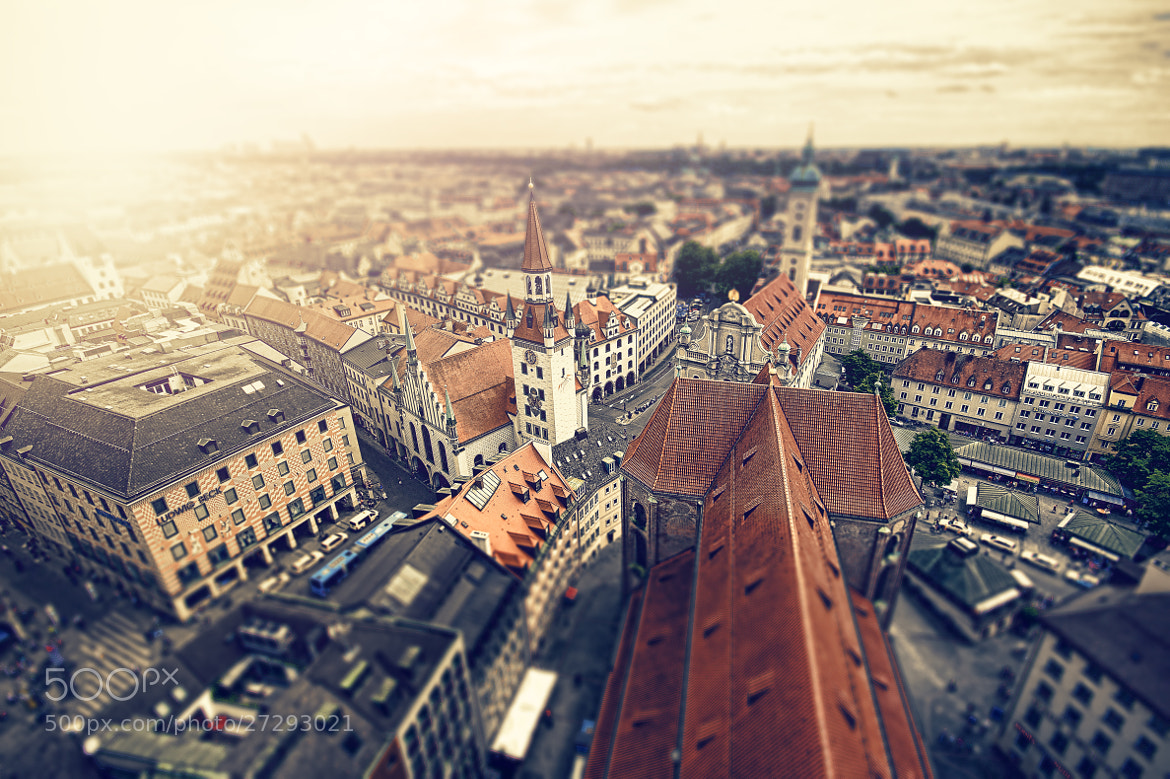 Photograph Marienplatz - Munich by Tomica Šincek on 500px