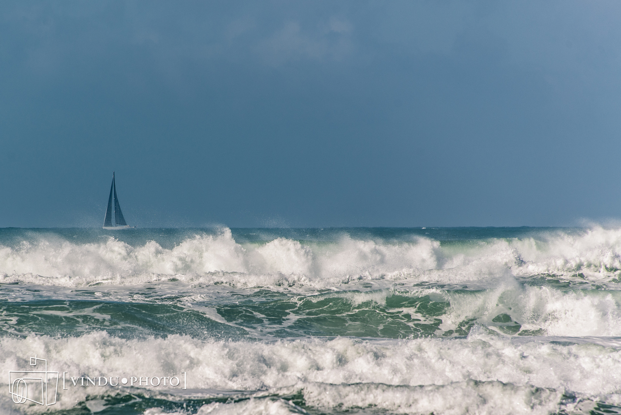Photograph sailing in troubled waters by Vit Vitali vinduPhoto on 500px
