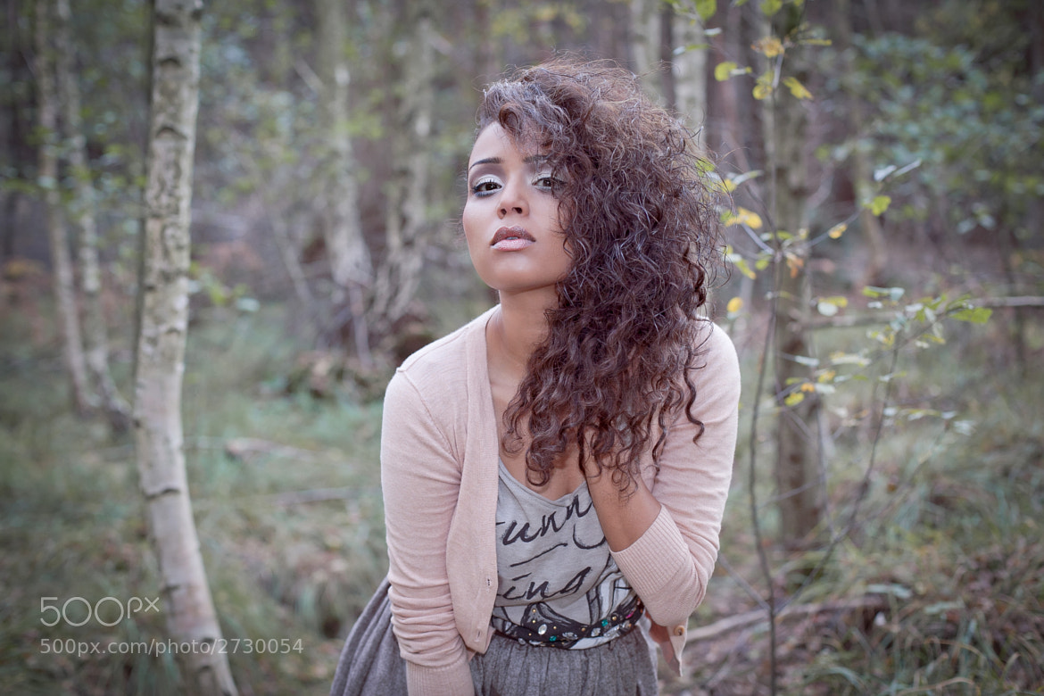 Photograph Joelle by Sabrina Guthier on 500px