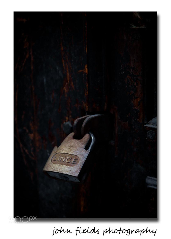 Photograph Padlock by John Fields on 500px