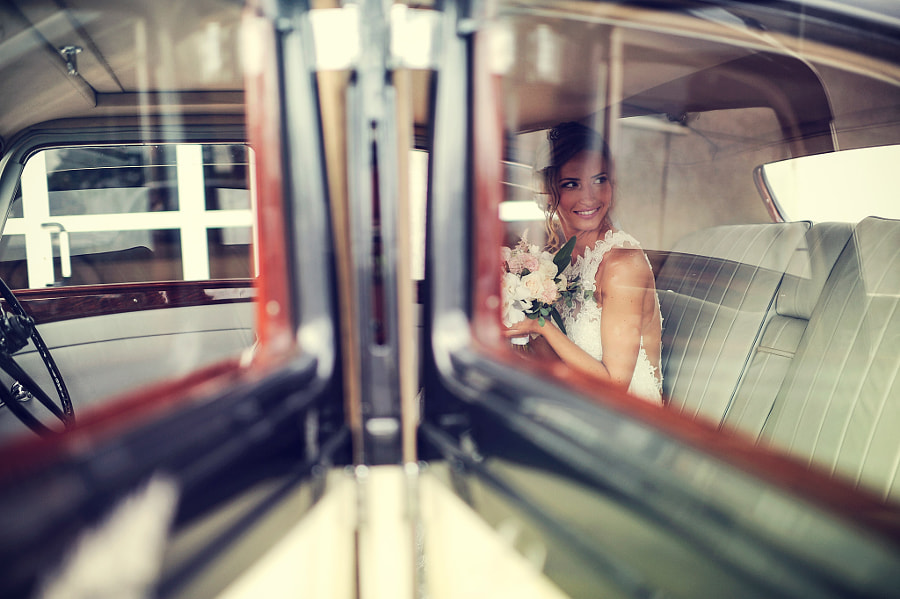 Bridal Car by Manuel Orero on 500px.com