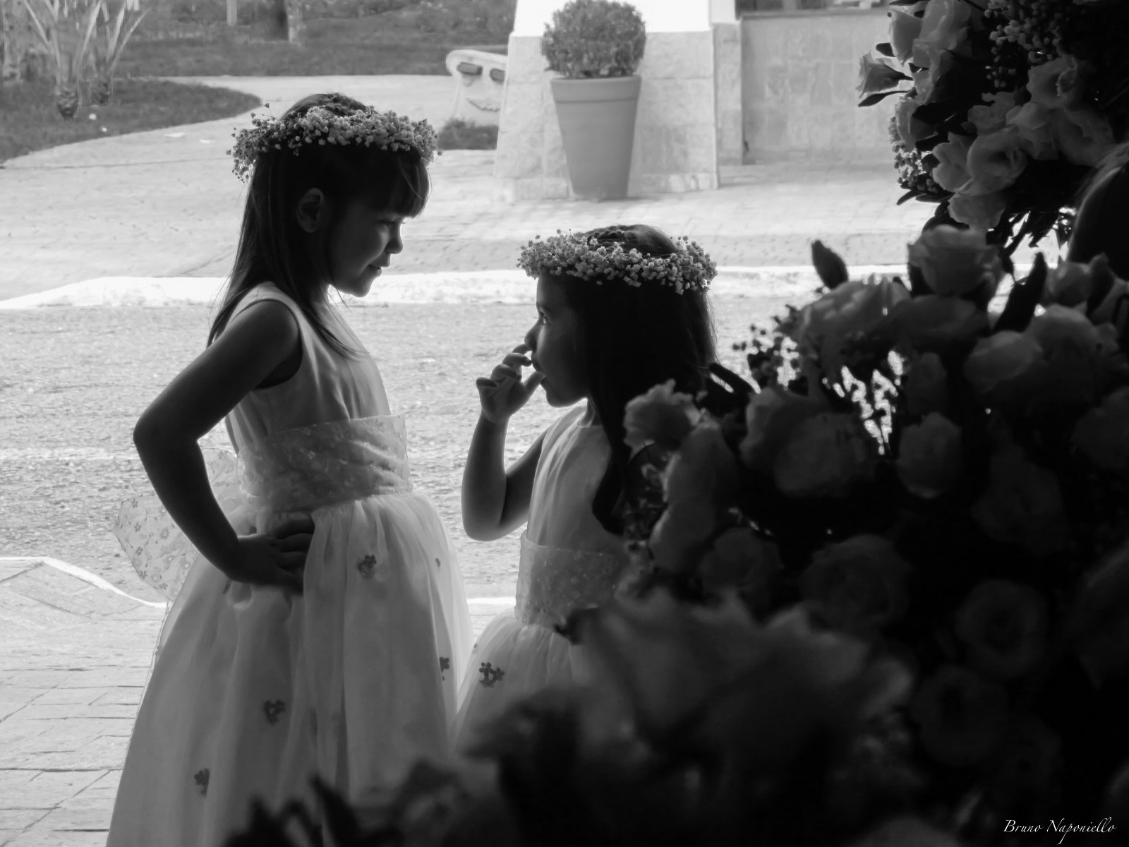 Photograph The little bridesmaids by Bruno Naponiello on 500px