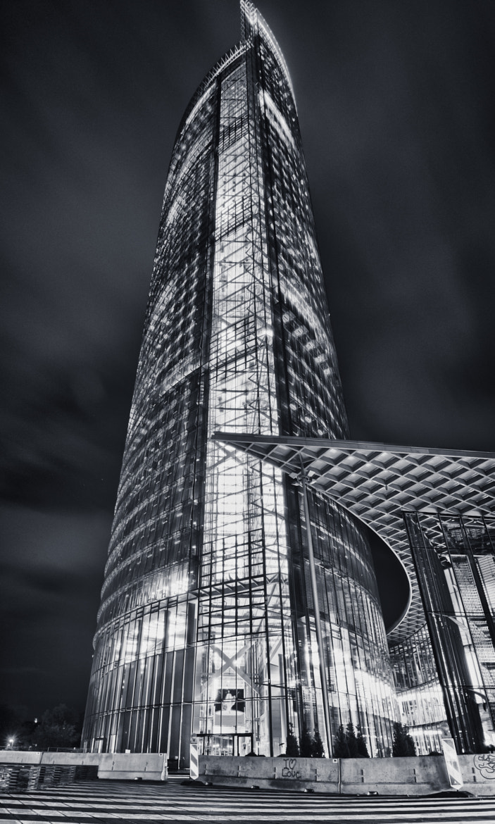 Photograph Post Tower by Marcel Bednarz on 500px