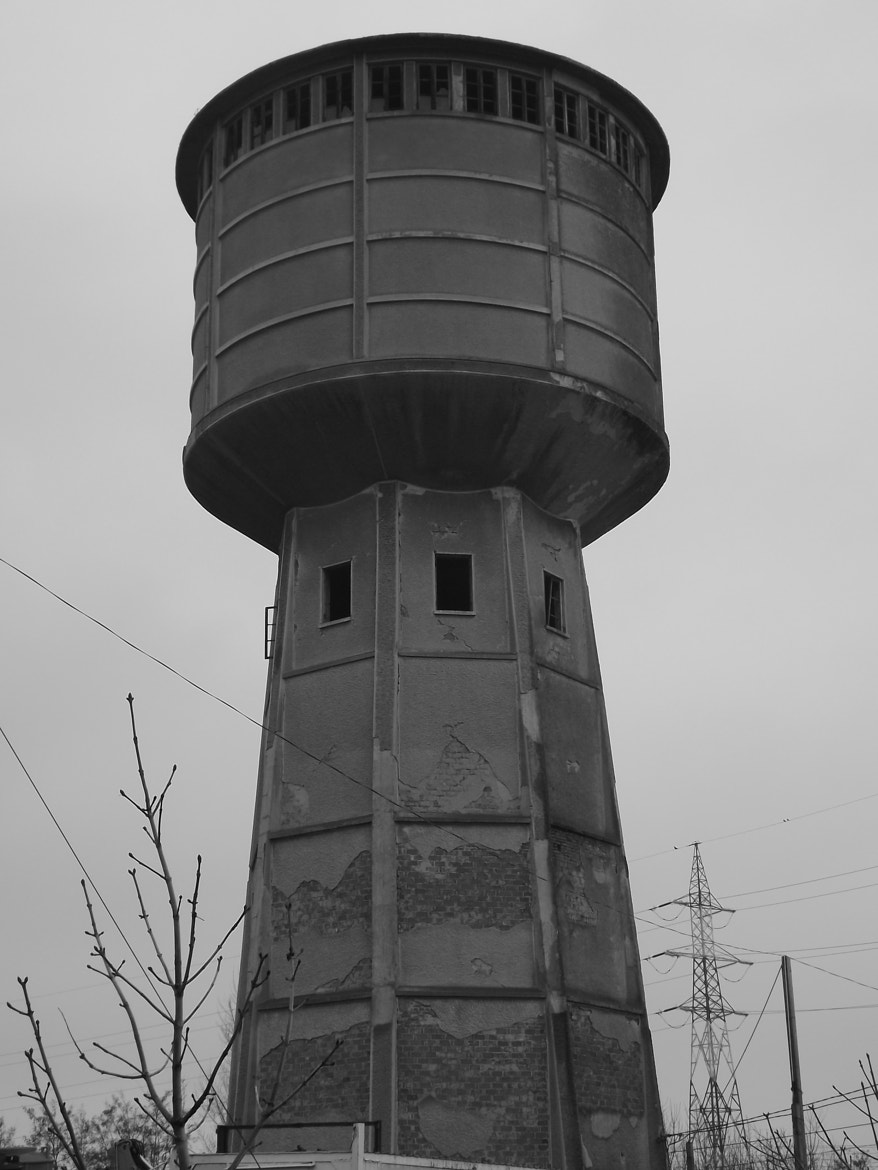 Photograph The water tower by Aurelian Lupu on 500px
