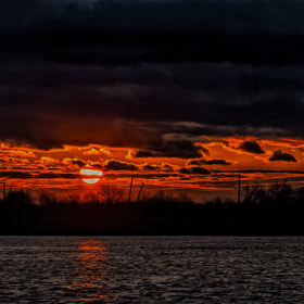 Great Ball Of Fire by Harold Begun (HaroldBegun)) on 500px.com