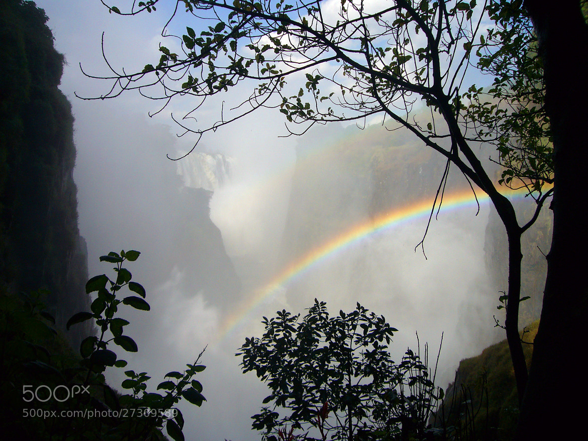Photograph Victoria Falls ... by Mark Hufstetler on 500px