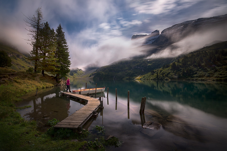 Engstlensee by Zbyszek Nowak on 500px.com
