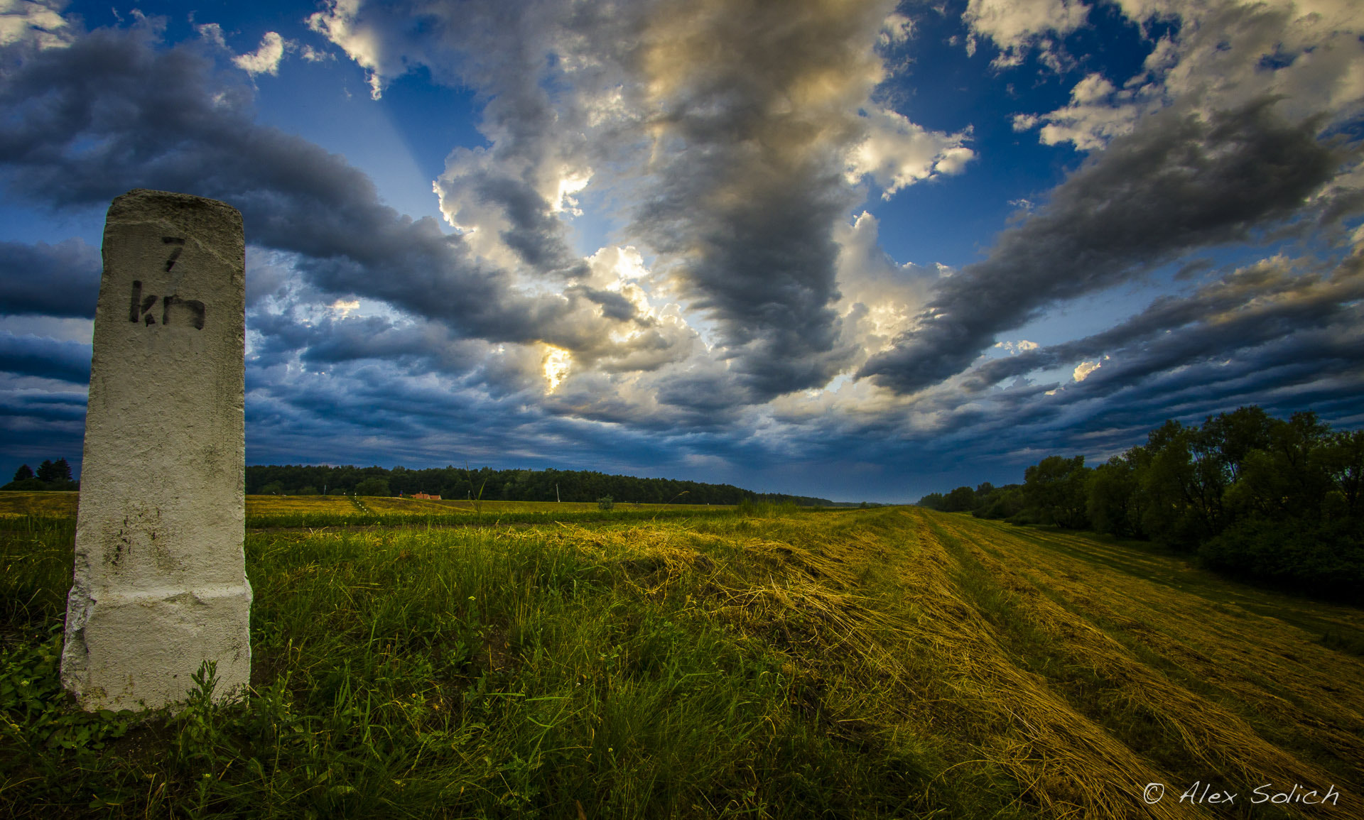 Photograph 7km by Alex Solich on 500px