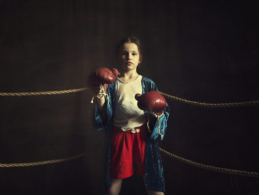 The Boxer by Maren Klemp on 500px.com