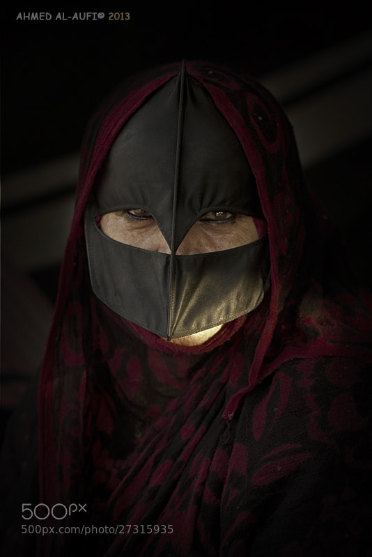 Photograph woman from Al Sharqiya - oman by AHMED AL-AUFI on 500px