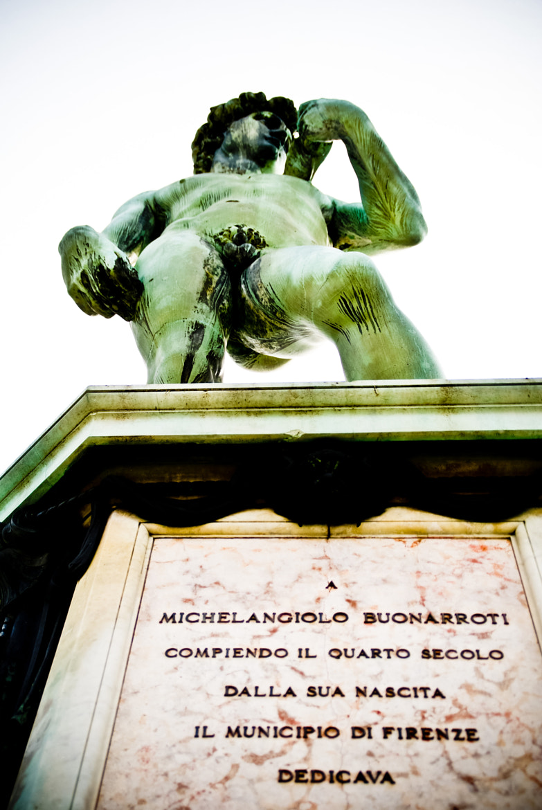 Photograph MICHELANGELO by googoh  on 500px