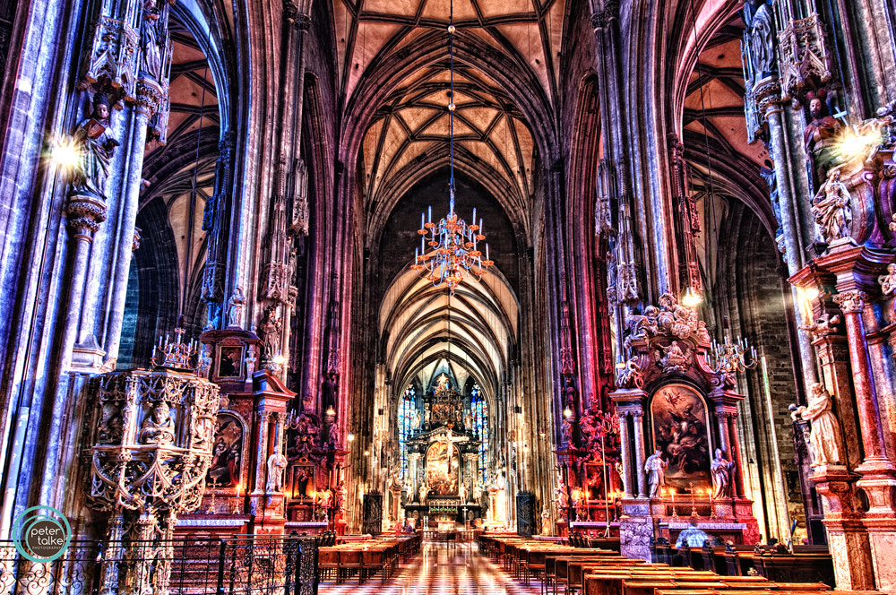 Photograph St. Stephens (HDR) by Peter Talke Photography on 500px