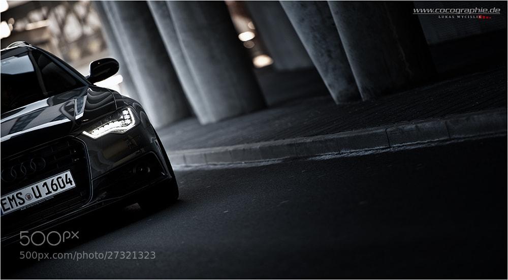 Photograph Audi by cocographie. de on 500px