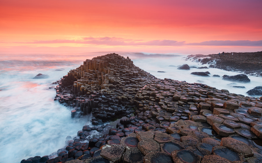 Photograph Giants Causeway by Michael  Breitung on 500px