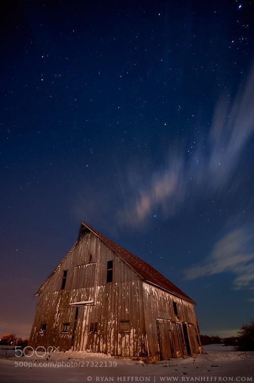 Photograph Deralict by Ryan Heffron on 500px