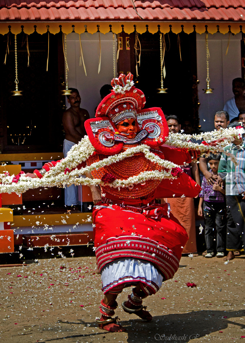 Photograph Theyyam by Subhash Radhakrishnan on 500px