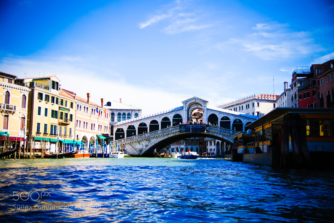 Photograph GRAND CANAL by googoh  on 500px