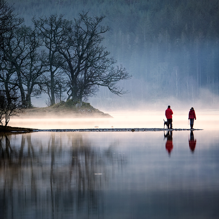 Photograph Admiring the view... by David Mould on 500px