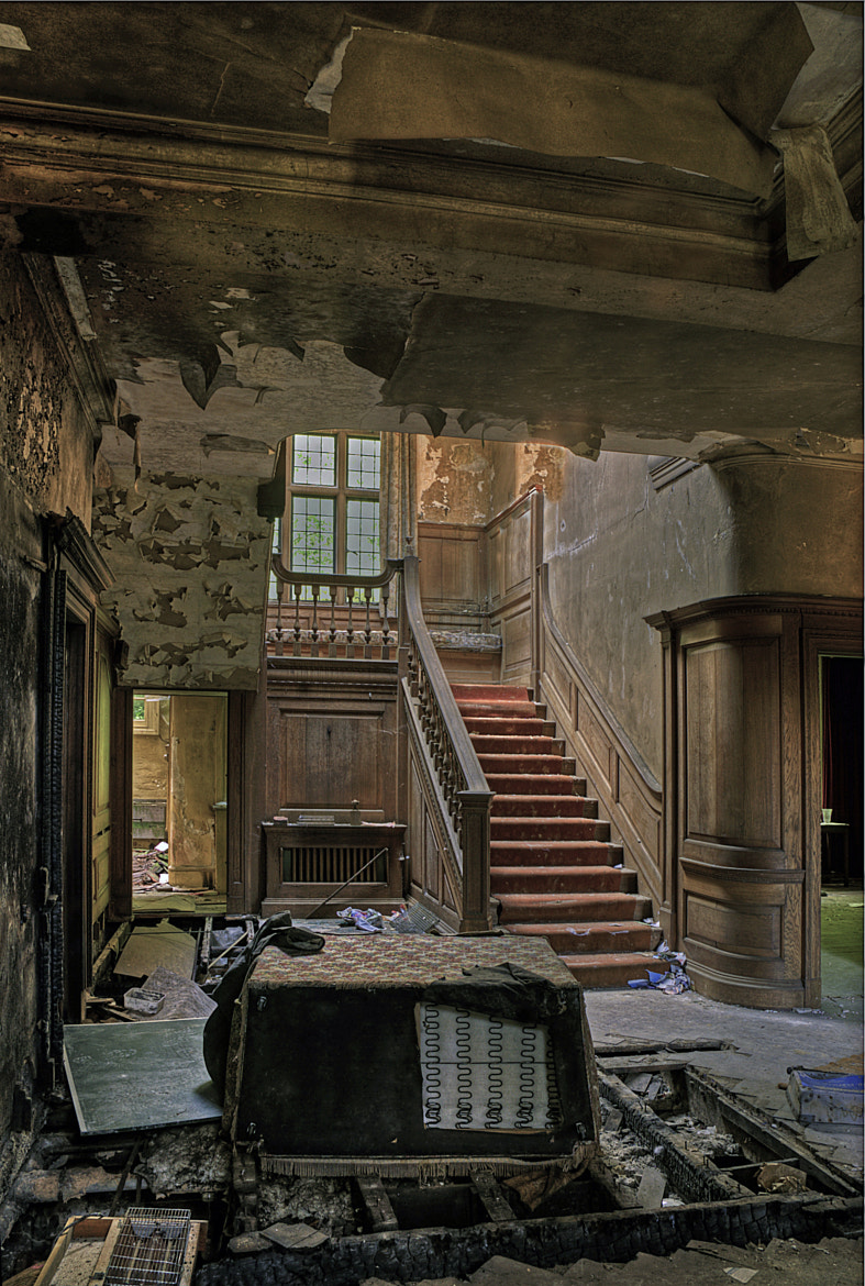 Photograph Derelict by Steve Clancy on 500px