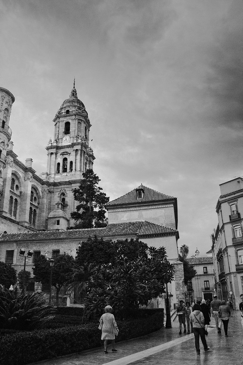 Photograph Catedral de Malaga by Samuel  Moreno on 500px