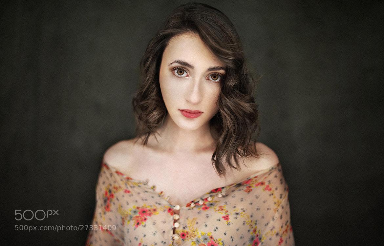 Photograph Ukrainian Portrait by The Photo Fiend on 500px
