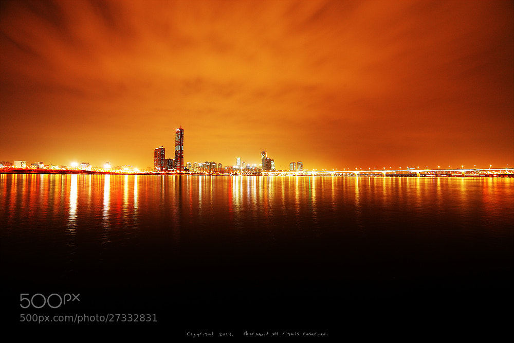 Photograph Han River by barami on 500px