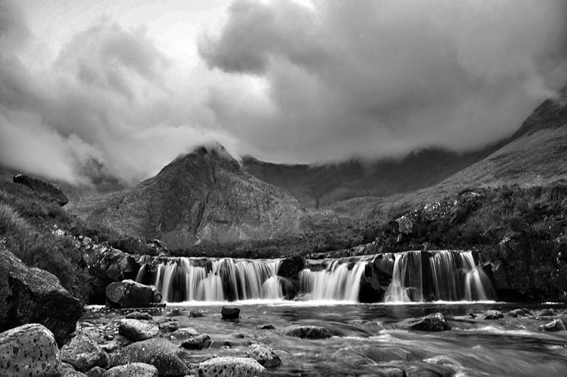 Photograph Fairy Pools, Glenbrittle, Isle of Skye, Scottish Highlands by Heather Leslie Ross on 500px