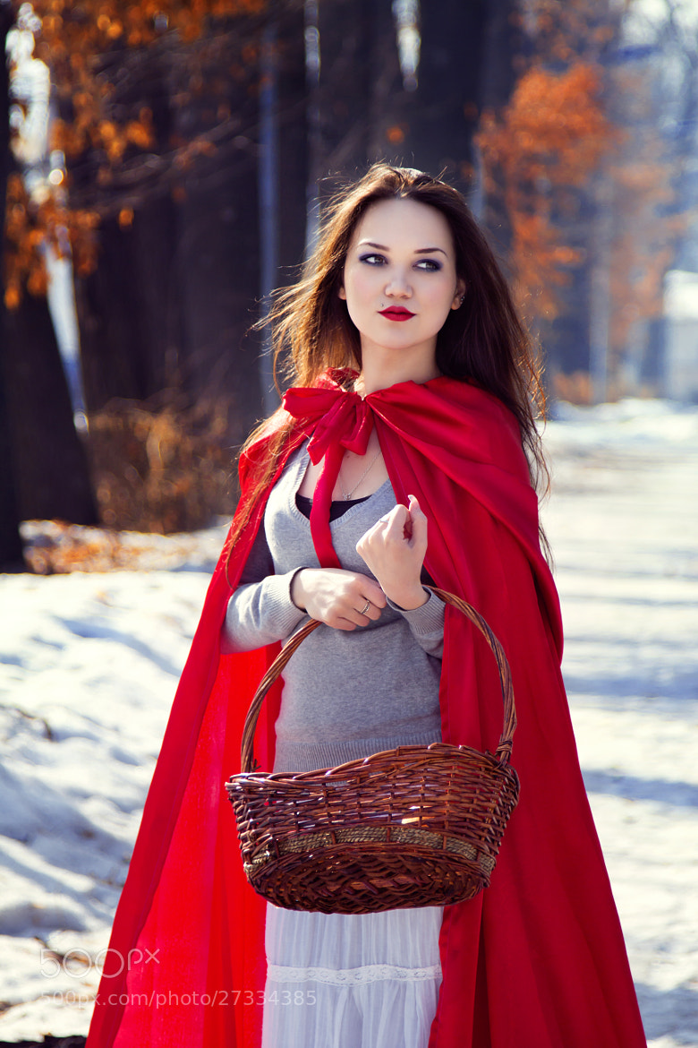 Photograph Red riding hood by Yelena Zhuravleva on 500px