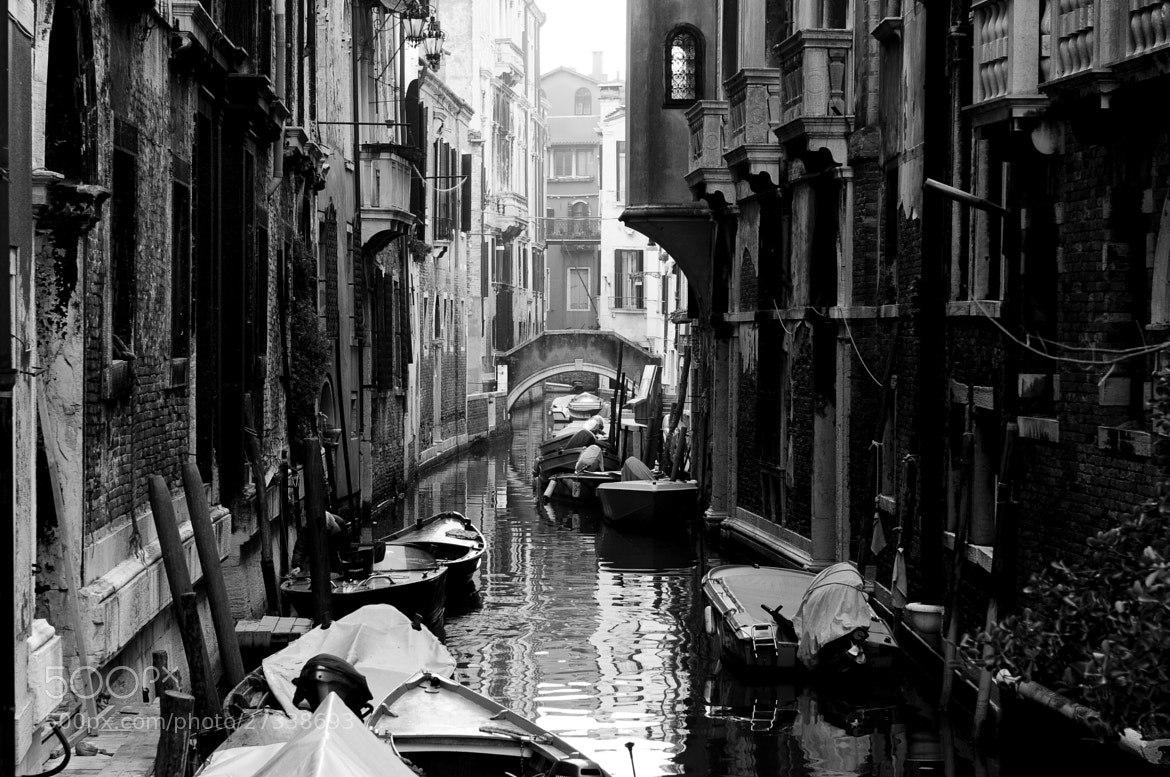 Photograph Canals of Venice by Simák Gergő on 500px