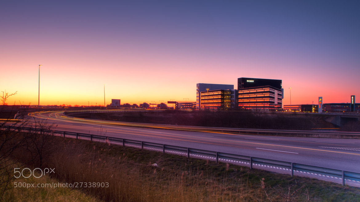 Photograph St Ericsson & Sony Mobile implant in Lund by Francois Polito on 500px
