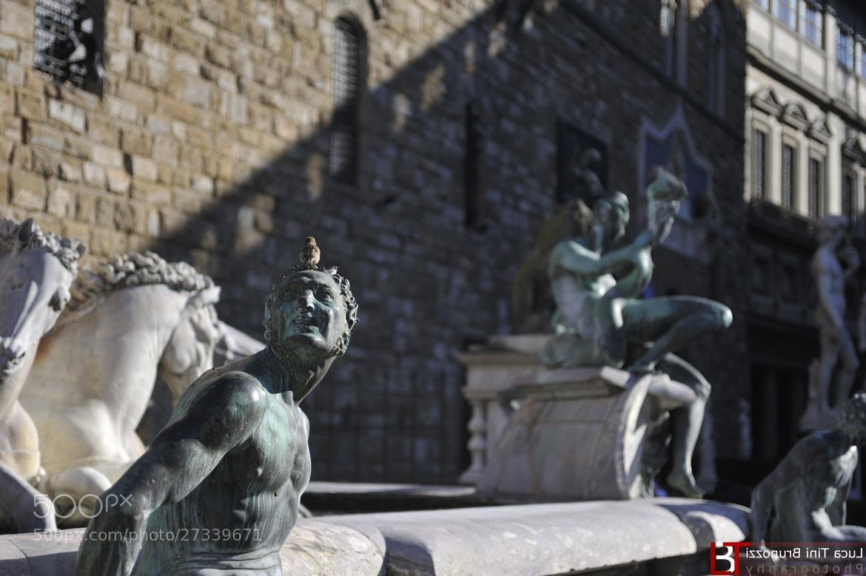 Photograph Fontana Firenze. by Luca Tini Brunozzi on 500px