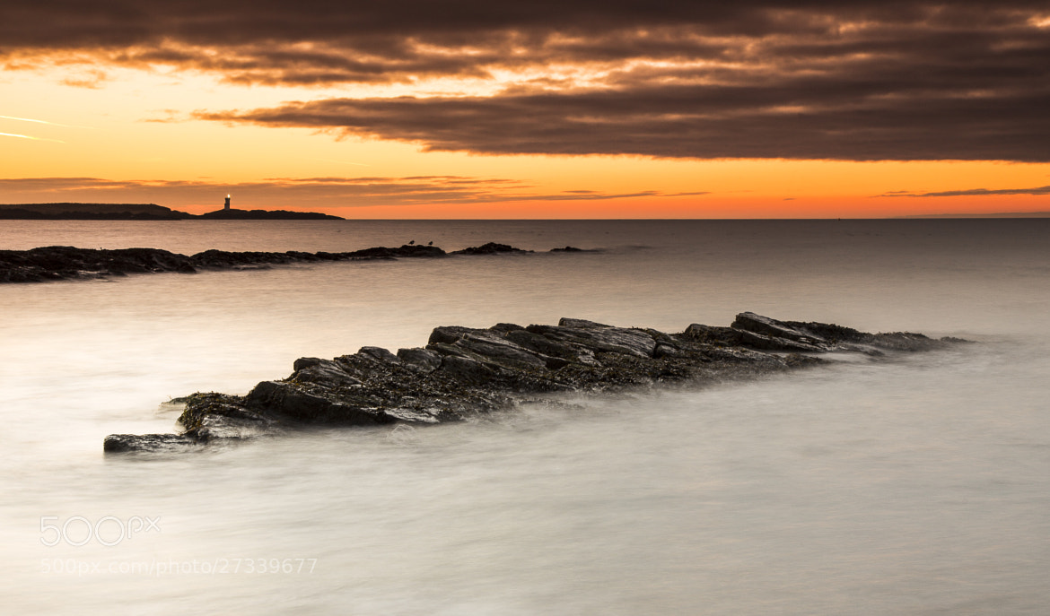 Photograph Elie lighthouse dawn by Dave Cameron on 500px