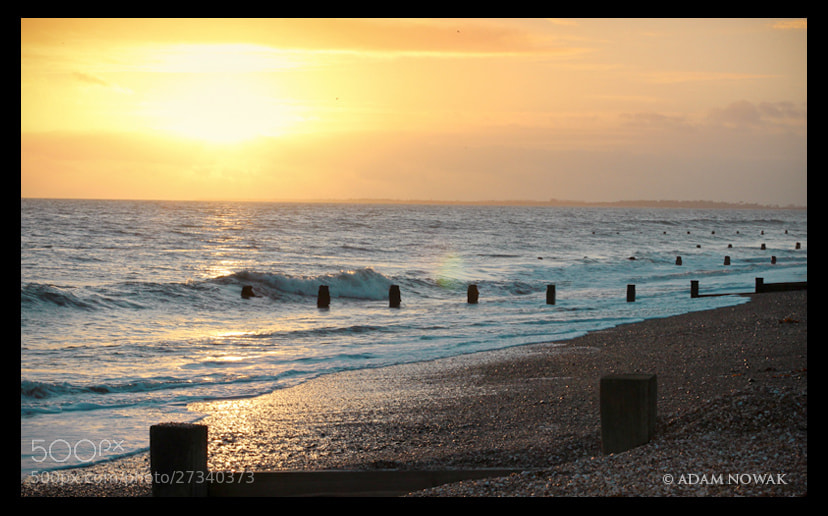 Photograph Bognor Regis - beach by Adam Nowak on 500px
