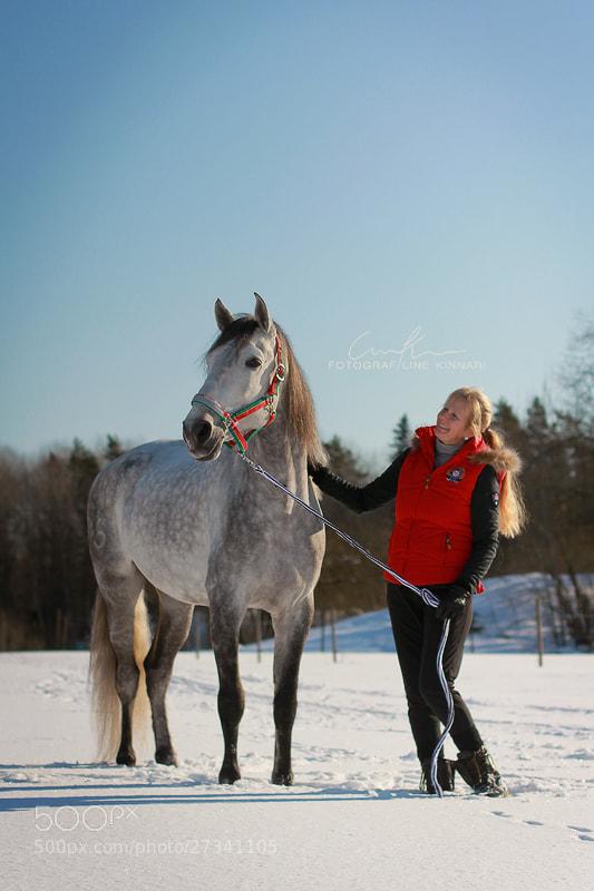 Photograph Malena & Califa #1 by Line Kinnari on 500px
