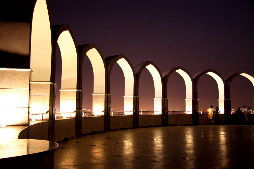 Photograph Arches by S Afzal on 500px