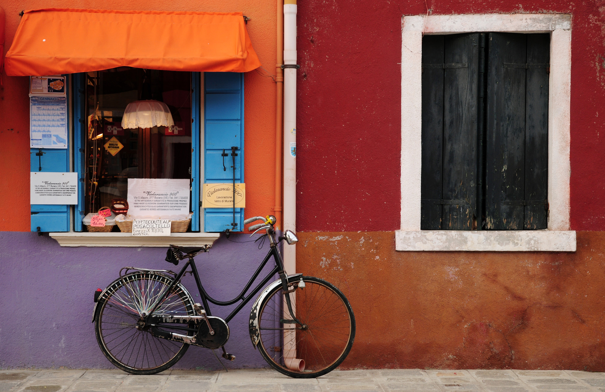 Photograph Colorful Burano 2 by Simák Gergő on 500px