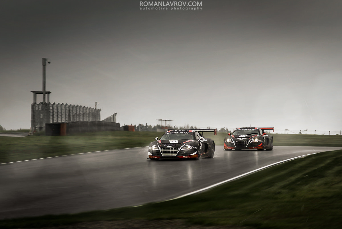Photograph FIA GT in Moscow by Roman Lavrov on 500px