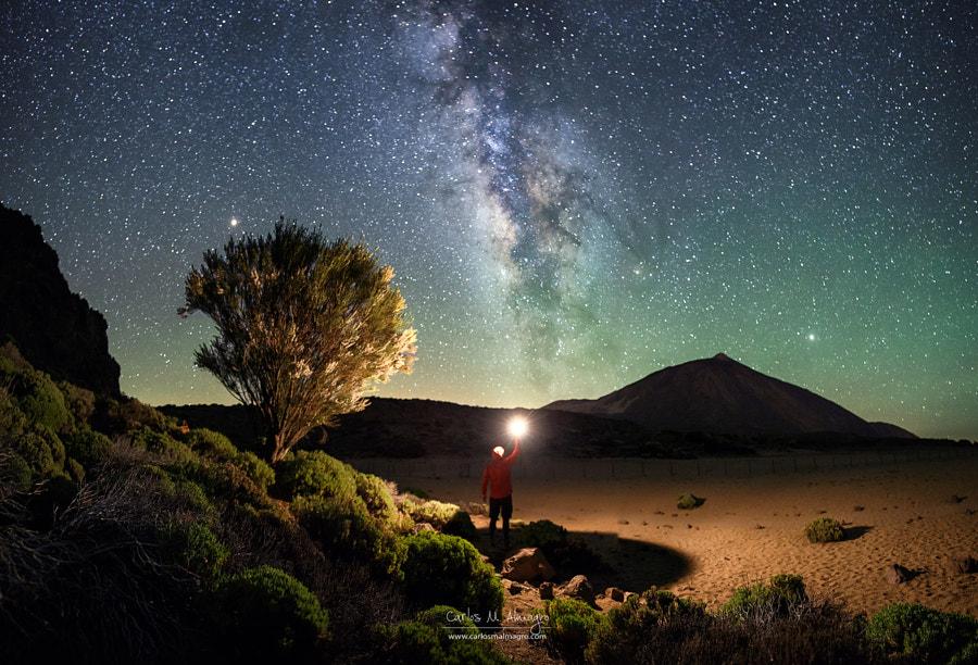 Lose yourself, автор — Carlos M. Almagro на 500px.com