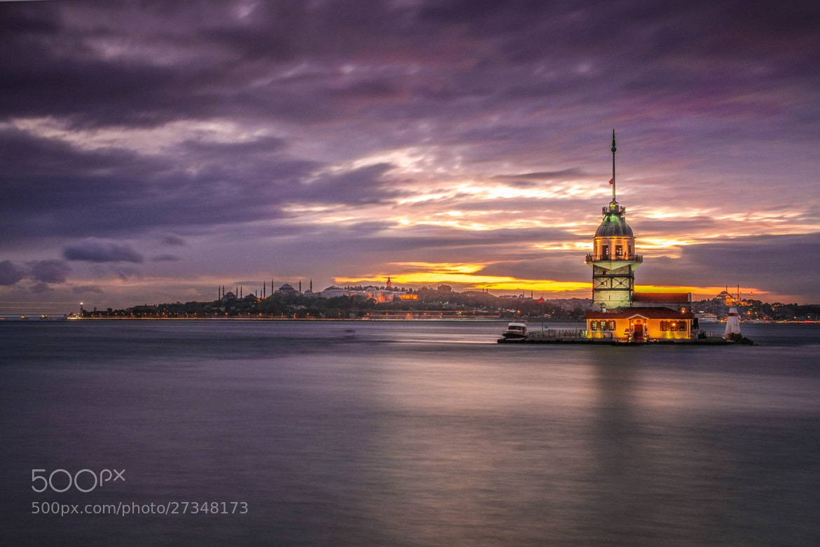 Photograph The Legend of Istanbul by Orhan  Kilic on 500px