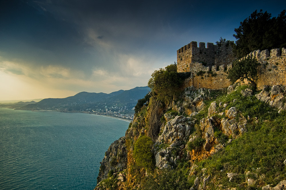 Photograph Lonely Fortress. by Vitaly Kozin on 500px